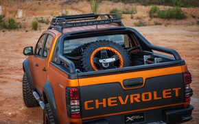Picture Colorado, feed, pickup, 2016, 4x4, Xtreme Concept, Chevrolet, Z71