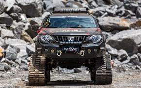 Picture Mitsubishi, 2018, L200, Triton Survivor, Mitsubishi L200 Triton Survivor 2018