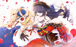 Picture Girls, Kiss, Princess, Prince, Love Live! School Idol Project, Play