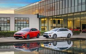 Picture auto, pool, salon, KIA, Forte