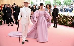 Picture carnival, costumes, Benedict Cumberbatch, wife, Benedict Timothy Carlton Cumberbatch, Sophie Hunter