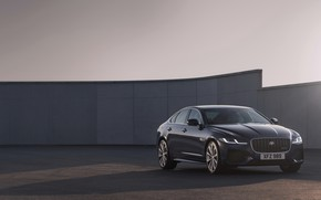 Picture Jaguar, sedan, four-door, Jaguar XF, 2020, XF
