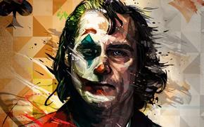 Picture Sadness, Smile, Chaos, Clown, Drama, Thriller, Madness, Depression, Film 2019, Joker 2019, Joker 2019