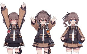 Picture Style, Girl, Girls Frontline, Girls front