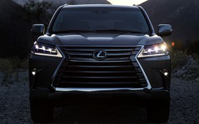 Picture car, style, Auto, fashion, Lights, new, 2018, Luxury, LEXUS LX 570, quality, 2017, qualities, WHELLS, …