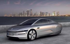 Picture Concept, Volkswagen, Formula XL1