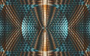 Picture squares, color, round