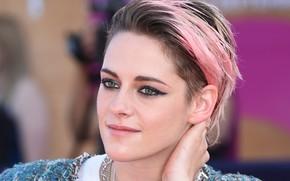 Picture look, pose, hand, portrait, makeup, actress, tattoo, Kristen Stewart, Kristen Stewart, hair