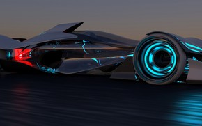 Picture supercar, bollid, concept cars