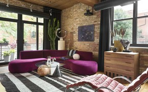 Picture room, interior, sofa, living room, by Studio Sven, Designer's home