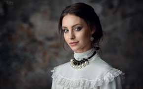 Picture pose, Girl, Anastasia Parodistov, Anna Shuvalova