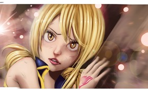 Picture girl, Fairy Tail, Lucy, Fairy tail