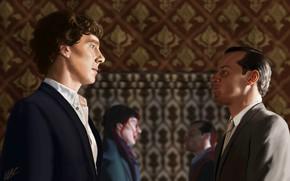 Picture Sherlock Holmes, Benedict Cumberbatch, Benedict Cumberbatch, Sherlock, Jim Moriarty, Sherlock BBC, Sherlock (TV series), by …