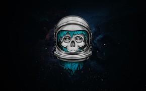 Picture Skull, Helmet, Astronaut, Canada, Stars, Space, Art, Music, Sake, Pearls, Dead Astronauts, Synthpop, Astronaut, Retrowave, …