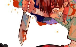 Picture knife, Toilet boy Hanako-kun, Jibaku Shounen Hanako-kun, Hanako-kun