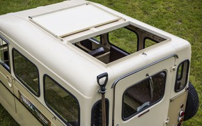 Picture roof, Luke, Skoda, Skoda, a lightweight off-road, Trekka, 1966–1973