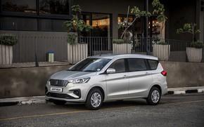 Picture Suzuki, van, 2019, Ertiga GL