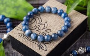 Picture stones, bracelet, decoration, beads, jewelry