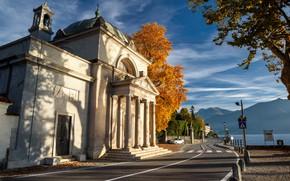 Picture Italy, lake Como, Tremezzo, Villa Carlotta