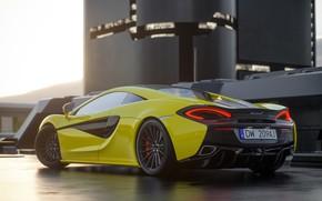 Picture McLaren, Auto, Machine, Car, Render, Rendering, 570s, McLaren 570s, Transport & Vehicles, DW-209AJ, by Basil …