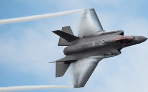 Picture UNITED STATES AIR FORCE, fighter-bomber, F-35A, CTOL