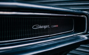 Picture Dodge, Logo, muscle car, Dodge Charger