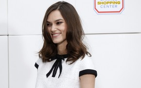Picture look, pose, model, actress, Keira Knightley, Keira Knightley, photoshoot, hair