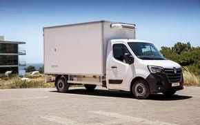 Picture Renault, Master, 2019, refrigeration unit, van reefer