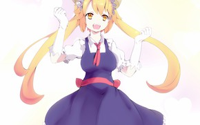 Picture girl, Kobayashi San Chi no Maid Dragon, The dragon-maid Kobayashi