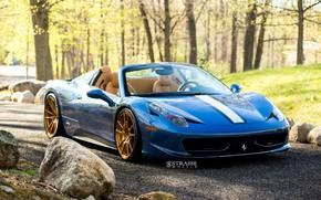Picture Ferrari, 458, Spider