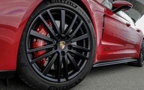Picture wheel, Porsche, Panamera, universal, 2021, Panamera GTS Sport Turismo