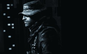 Picture SAS, Call of Duty : Modern Warfare, Capitan Price