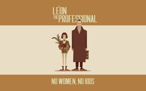 Picture Minimalism, Figure, Art, Art, illustration, Cristhian Hova, by Cristhian Hova, Leon The Professional, No Women …