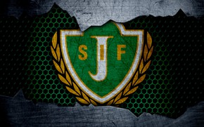 Picture wallpaper, sport, logo, football, Jonkopings Sodra