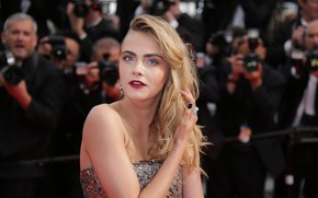Picture pose, model, actress, photoshoot, model, hair, pose, actress, Cara Delevingne, Cara Delevingne