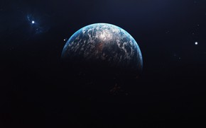 Picture Stars, Planet, Space, Space, Planet, Space, Austin Roberts, Celestial body, by Austin Roberts