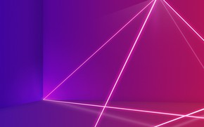 Wallpaper Minimalism, Music, Line, Style, Rays, Background, 80s, Style, Neon, 80's, Synth, Retrowave, Synthwave, New Retro ...
