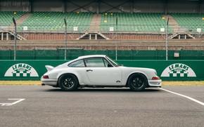 Picture The Mans, 911, Porsche, side view, 2018, Clubsport, Le Mans Classic Clubsport, Paul Stephens
