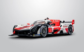 Picture Toyota, Hybrid, 2021, GR010