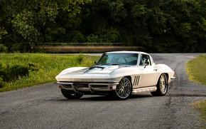 Picture Corvette, Chevrolet, Car, Coupe