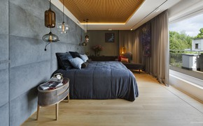 Picture design, room, interior, bedroom