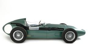 Picture Aston Martin, Spokes, Formula 1, 1959, Classic car, Sports car, Aston Martin DBR4