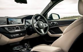 Picture BMW, salon, Gran Coupe, UK-spec, 2-Series, M Sport, 2020, 218i, F44