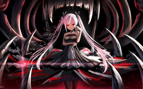 Picture Girl, Fangs, Anime