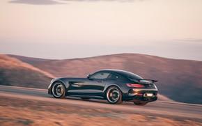 Picture Mercedes-Benz, speed, AMG, AU-spec, GT R, 2019