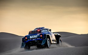 Picture Sand, Mini, Sport, Desert, Machine, Car, 300, Rally, Dakar, Dakar, Dune, Buggy, Buggy, X-Raid Team, …