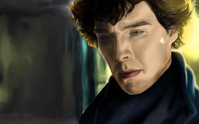 Picture male, actor, Sherlock Holmes