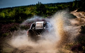 Picture water, squirt, Toyota, pickup, Hilux, 2019, Gazoo Racing