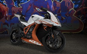 Picture wall, ktm, 1190 rc8r