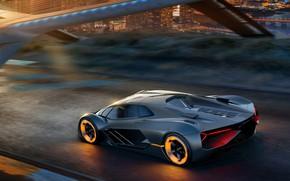 Picture Concept, Lamborghini, supercar, The Third Millennium